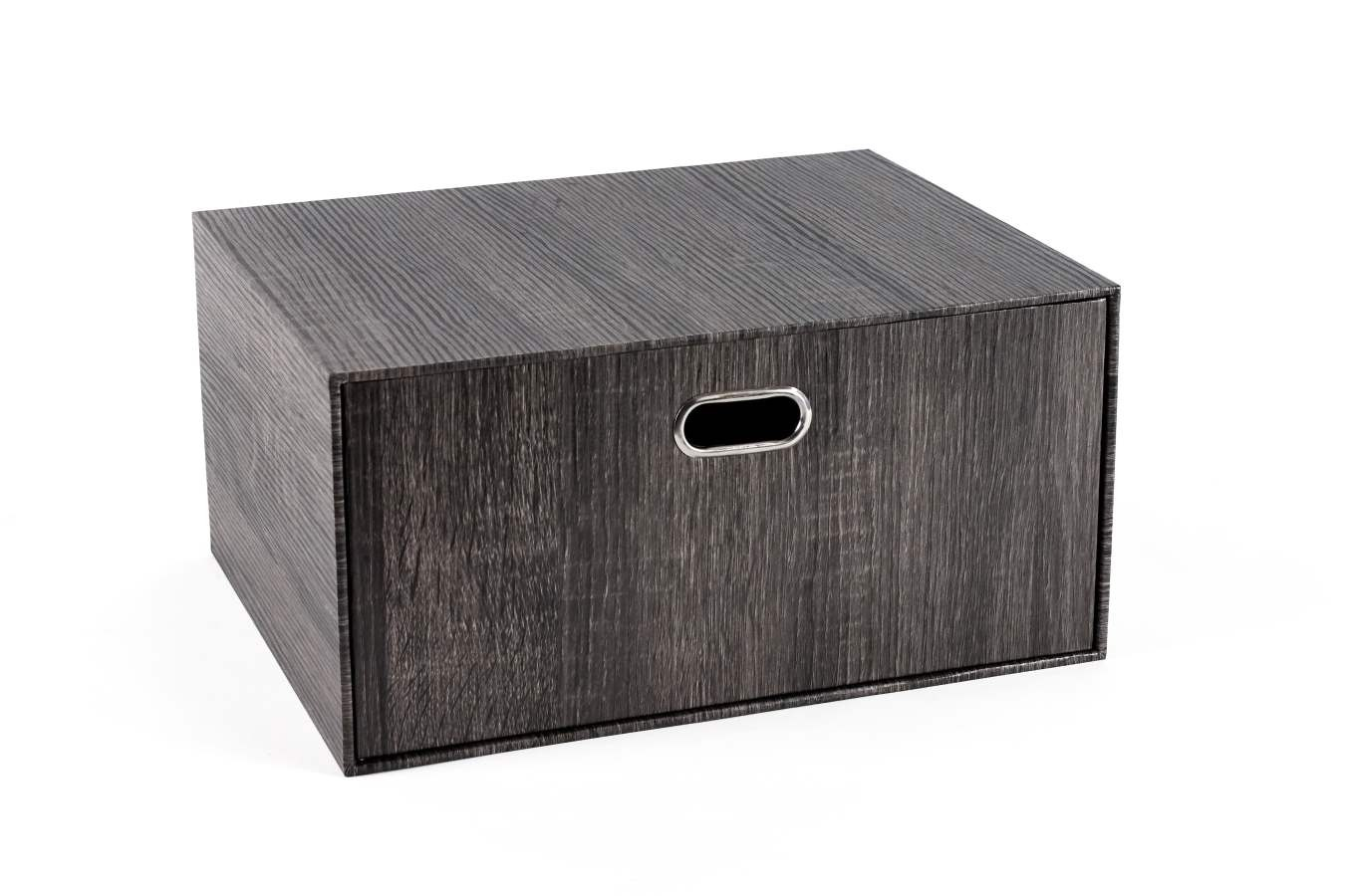 Zen Single Drawer Box - Black
